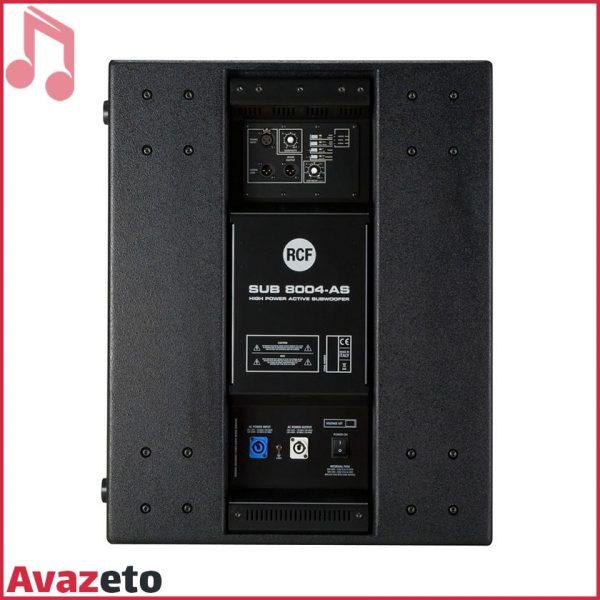 ساب ووفر RCF SUB 8004-AS