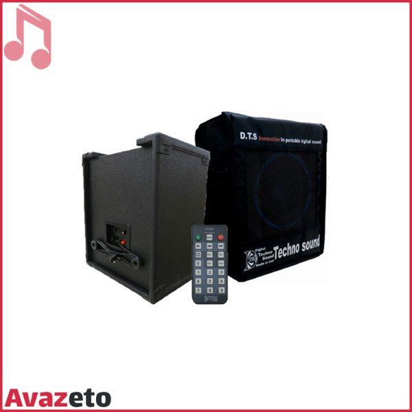 Tchno Sound PTR4