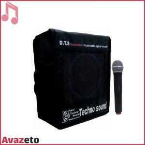 Tchno Sound PTR4W
