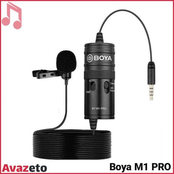 میکروفن Boya M1 PRO