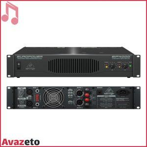Ampli Fier BEHRINGER-EUROPOWER EP4000