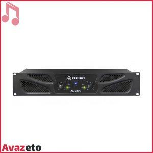 Ampli Fier CROWN-XLI 2500