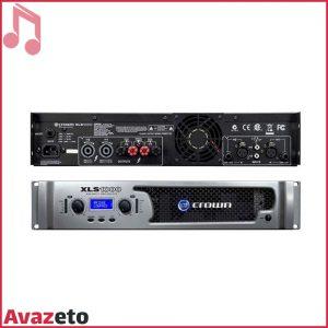 Ampli Fier CROWN-XLS 1000
