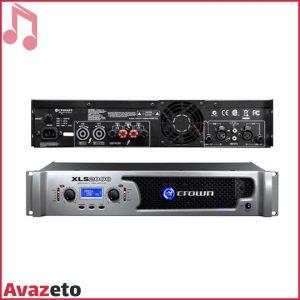 Ampli Fier CROWN-XLS 2000