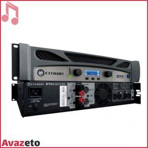Ampli Fier CROWN-XTI 6002
