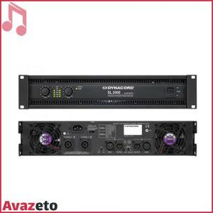 Ampli Fier DYNACORD-SL2400