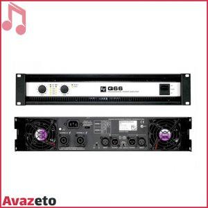 Ampli Fier Electro Voice EV-Q66