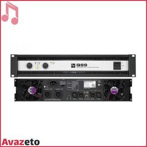 Ampli Fier Electro Voice EV-Q99