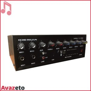 Ampli Fier Rojan VL1000
