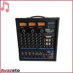 Power Mixer Aap Pro AAP-9090 3PLUS