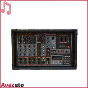 Power Mixer Barin BR-6000
