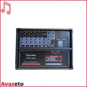 Power Mixer Barin BR-9000