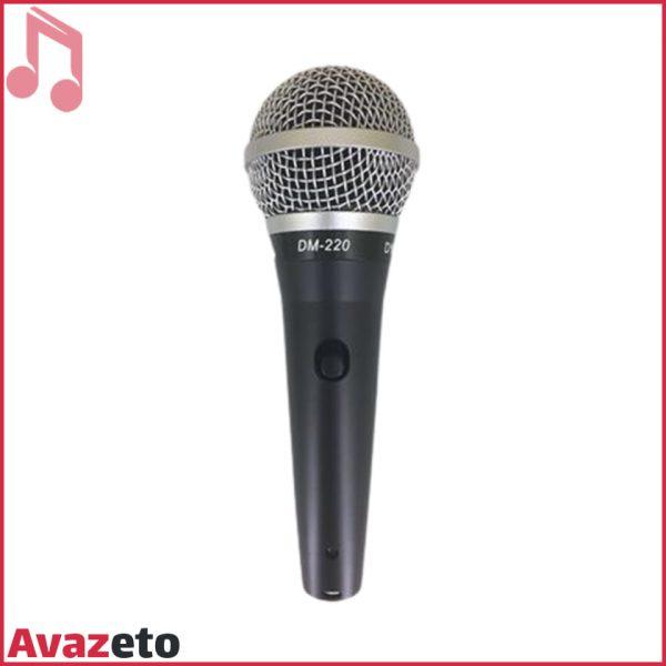 Microphone-D&D-DM-220