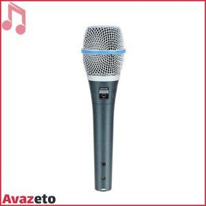 Microphone SHURE-BETA87A