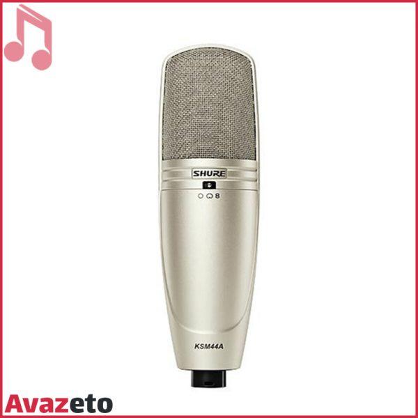 Microphone SHURE-KSM44A-sl