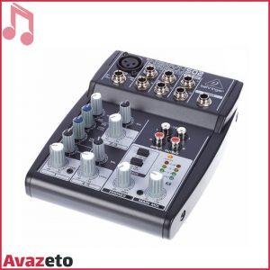 Mixer BEHRINGER-XENYX 502