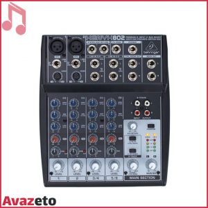 Mixer BEHRINGER-XENYX 802
