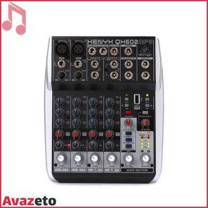 Mixer BEHRINGER-XENYX-QX602MP