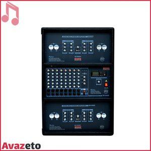 Power Mixer BISCO BX-20000
