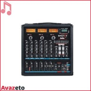 Power Mixer BISCO RX-6600