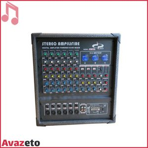 Power Mixer DP TECH-DP8000