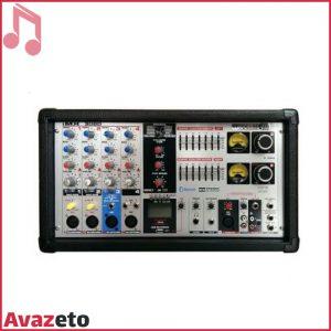 Power Mixer EchoChang IMX3080 TUBE HYBRID