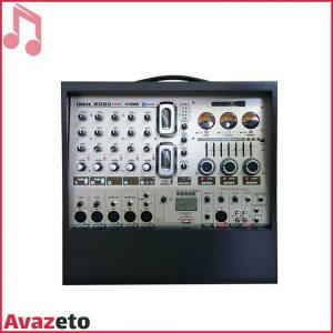 Power Mixer EchoChang IMX6060 TUBE HYBRID