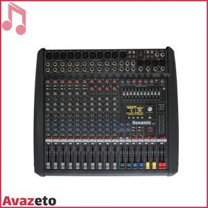Power Mixer HONAMIC-DX7