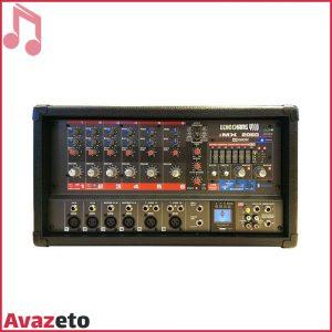 Power Mixer IMX2060 TUBE HYBRID