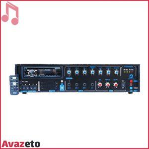 Power Mixer JAS-240FA