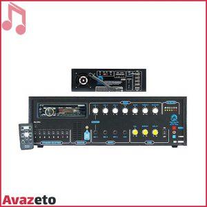 Power Mixer JAS-360FA