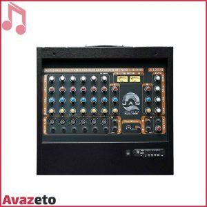 Power Mixer JAS-8000USB