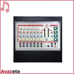 Power Mixer JAS-D2000DEA