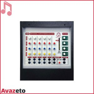 Power Mixer JAS-S1800DEA