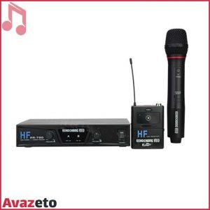 Microphone Echochang HF PR 750 ML