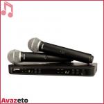 Microphone Shure BLX288 BETA58
