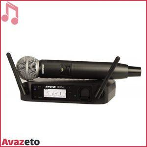 Microphone Shure GLXD24E SM58