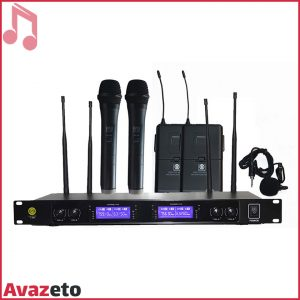 Microphone Zico V-200HC