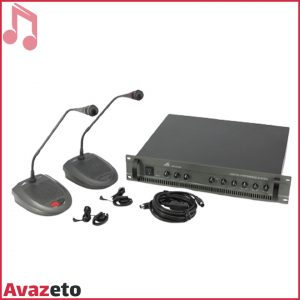 سیستم کنفرانس دی اند دی D&D 1250