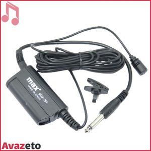 میکروفن یقه ای مکس MAX MM-701