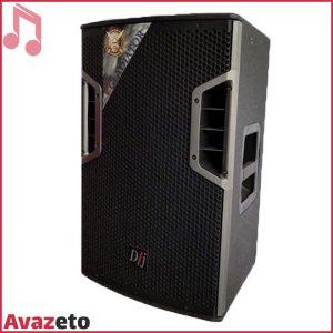 باند پسیو دی جی DJ VRX-612