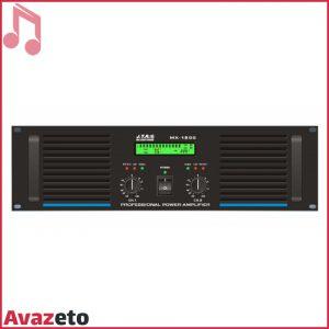 پاور آمپلی فایر جی تی آر JTR MX-1800