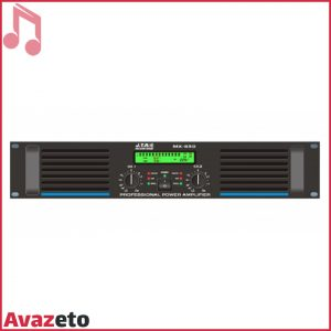 پاور آمپلی فایر جی تی آر JTR MX-650