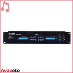 DVD Player و رکوردر جی تی آر DDR-520